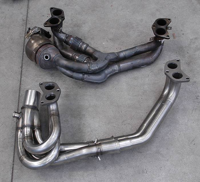 Performance sport exhaust for TOYOTA GT86, TOYOTA GT86 2 0i