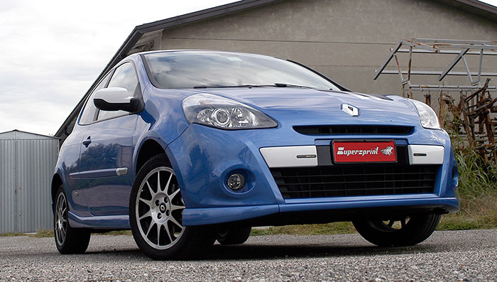 renault clio iii gt gordini 16v 128 hp 2009 renault exhaust systems. Black Bedroom Furniture Sets. Home Design Ideas