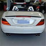 MERCEDES R172 SLK 250 CGI 2011 -> Supersprint Catback system