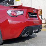 Exhaust system for GT86 / Subaru BRZ available from February