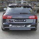 New exhaust system for Audi S6 4.0 T V8 420 Hp 2012 ->