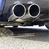 "BMW E90 Sedan 320i (4 cyl. N43 type) 03/2007 -> Supersprint rear exhaust ""Racing"""