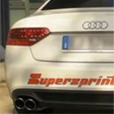 AUDI A5 Coupè/Cabrio 2.0 TFSI -> Supersprint Cat-back system