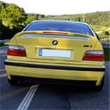 "BMW E36 M3 3.2 (Coupé) -> Supersprint rear exhaust ""Racing"""