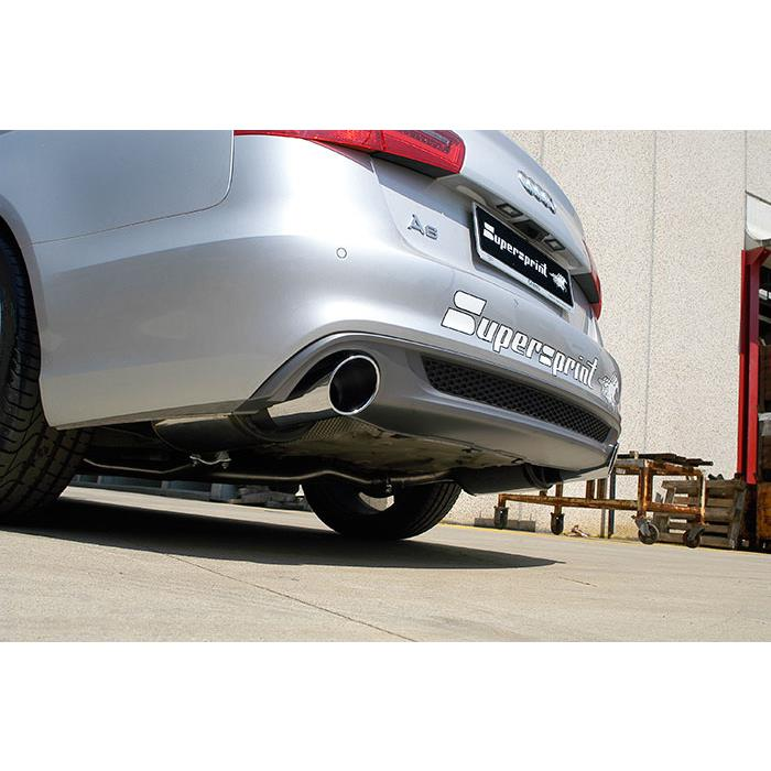 Rear Exhaust Right O100 For AUDI A7 SPORTBACK QUATTRO 3.0
