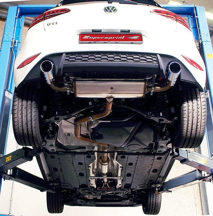 Vw Golf Vii Gti 2 0 Tsi 220 Hp 2013 Gt Supersprint