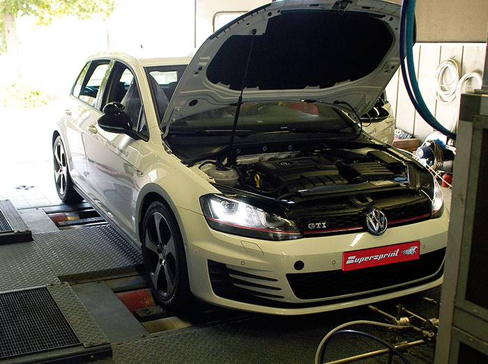 "VW GOLF VII GTI ""Performance"" 2.0 TSI (230 Hp) 2013 –›"
