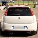 GRANDE PUNTO ABARTH -> Supersprint exhaust system