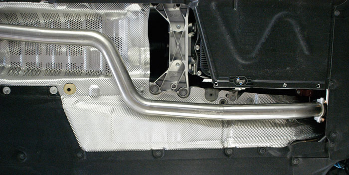 988312 Front pipe