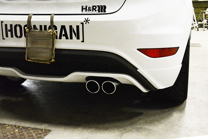 Detail of 826106 Rear exhaust OO80