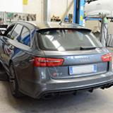 AUDI A6 RS6 Typ 4G Quattro 4.0T (560 Hp) 2013 -> Exhaust system available soon