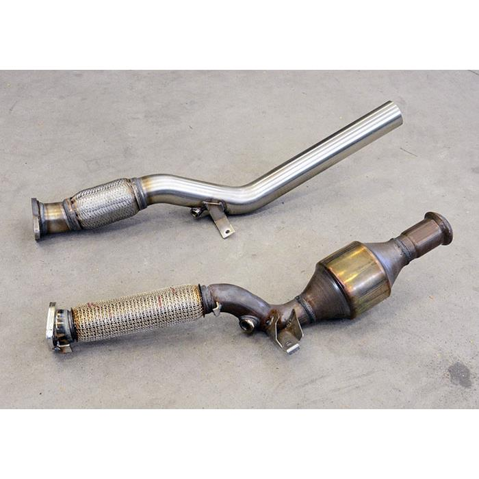 front pipe replaces secondary catalytic converter for renaultsport clio mk4 front pipe. Black Bedroom Furniture Sets. Home Design Ideas