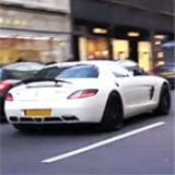 MERCEDES SLS AMG 6.3i V8 (571 Hp) -> Supersprint exhaust system (5)