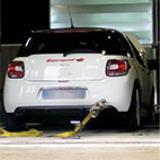 CITROEN DS3 RACING 1.6i 16v (203 Hp) 2011 -> Supersprint full exhaust system