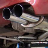 Exhaust system development for BMW M5 E61 Touring
