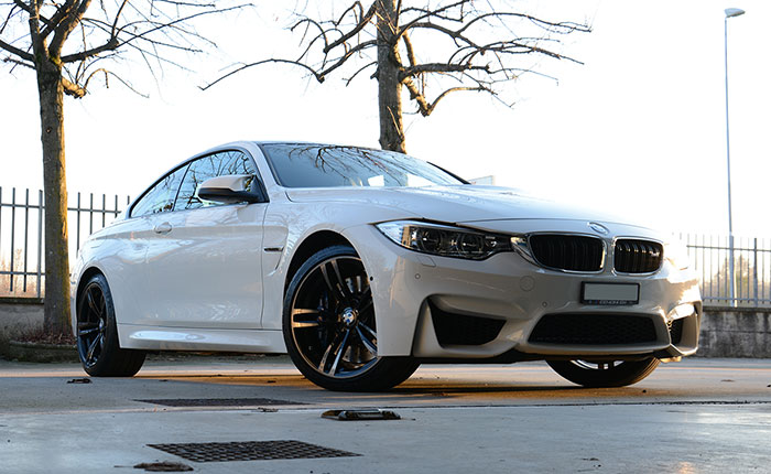 BMW F82 M4 Coupè (431 Hp) –›