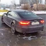 AUDI A5 3.0 TDI V6 -> Full Supersprint exhaust system
