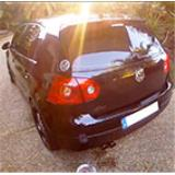 VW GOLF V GTI -> Supersprint Cat-back system (2)