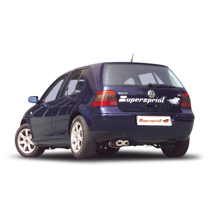 Volkswagen - VW GOLF IV 1.8i (125 Hp) '98 ->