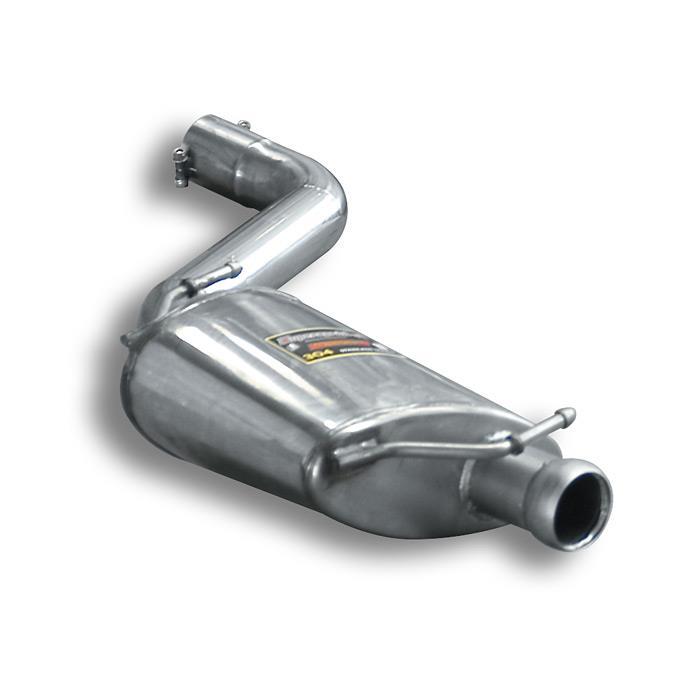 Supersprint | Výfuk - Chrysler / Dodge Challenger, 6.1i V8 SRT, 2008->, 511134 (Zadní díl výfuku - levá - k originální koncovce)