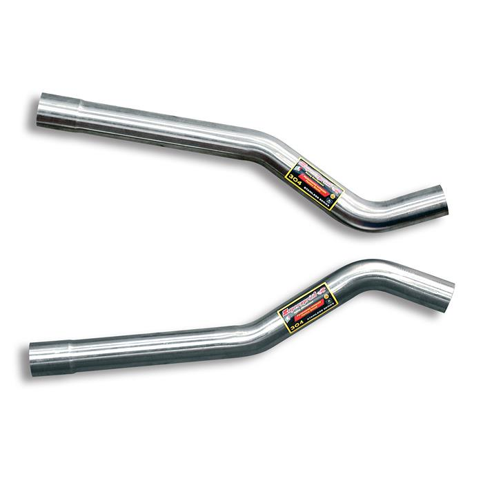 BMW M - BMW Z8 5.0i V8 '99 -> '03 Centre pipe kit Right + Left, performance exhaust systems
