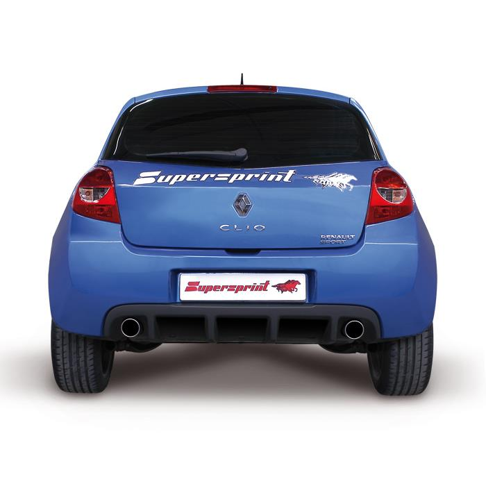 Renault - RENAULT CLIO III 2.0i RS (197 Hp) 2006 -> 2009