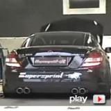 MERCEDES R171 SLK 350 V6 ' 04 -> (video II)