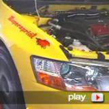 MITSUBISHI LANCER 2.0 Turbo 4WD EVO 9 (video II)