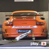 PORSCHE 997 GT3 RS 3.6i (415 Hp) ' 07 -> (video I)