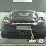 PORSCHE CAYMAN S 3.4i ( 295 Hp ) ' 06 -> (video I)