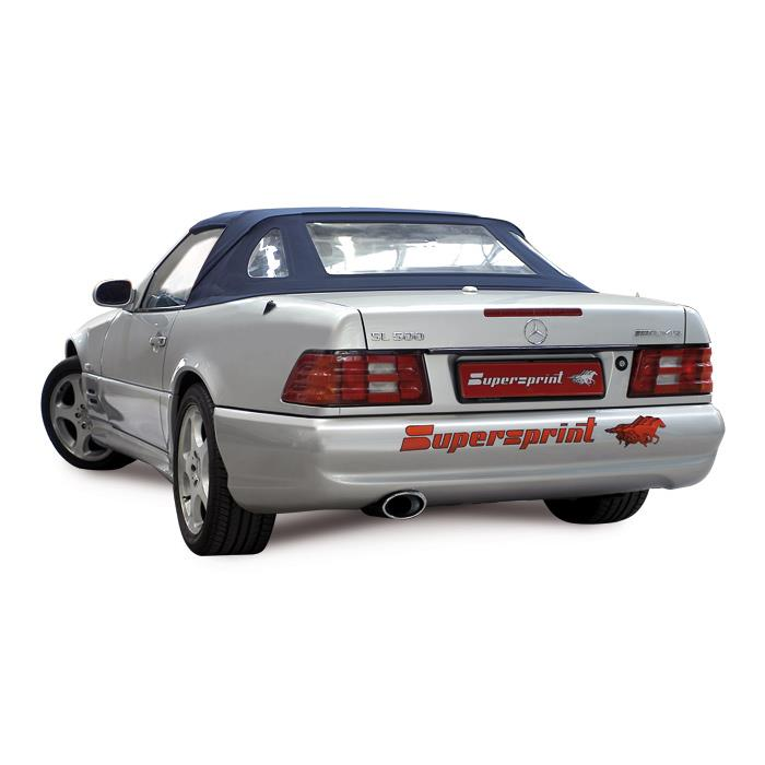 Mercedes - MERCEDES R129 Facelift SL 500 V8 (306 PS) '98 -> '01