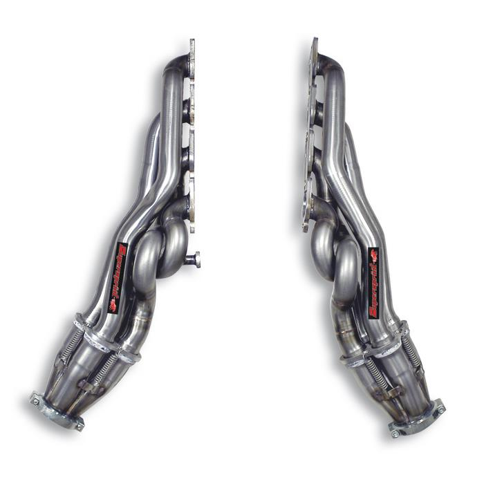 Range Rover - RANGE ROVER SPORT 4.4i V8 (FORD engine) 2005 -> 2012 Manifold Right - Left<br>(Left Hand Drive), performance exhaust systems