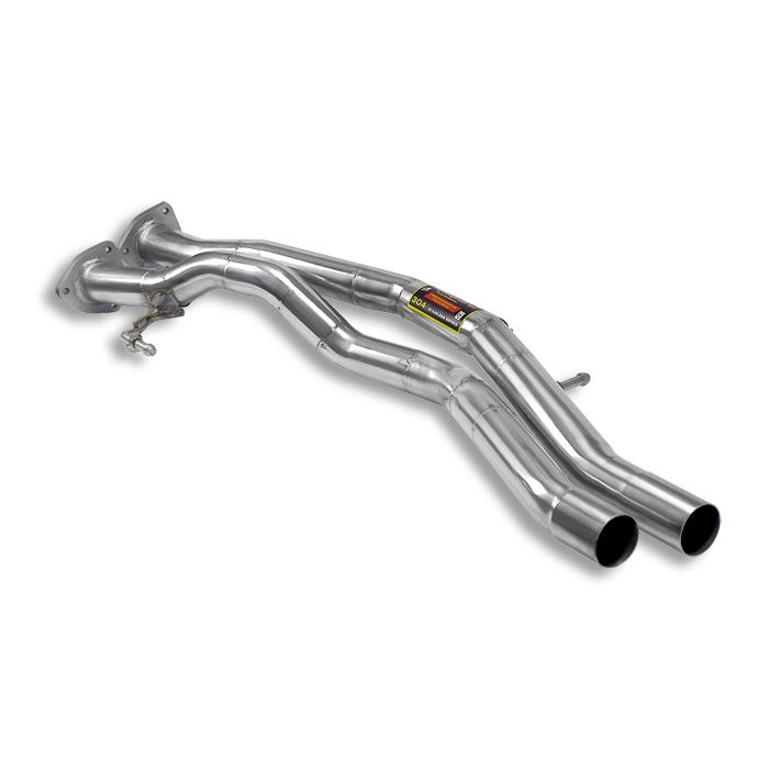 Porsche - PORSCHE 957 CAYENNE 3.6i V6 (290 Hp)  2007 -> 2010 Front pipes kit<br>(Replaces the main kat), performance exhaust systems