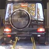 MERCEDES G55 AMG V8 Kompressor (Video II)