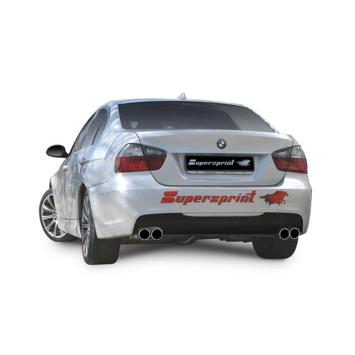 BMW - BMW E90 LCI Sedan 323i / 325i / 325xi (Europe version-N52 / N52N) 2007 -> 2012