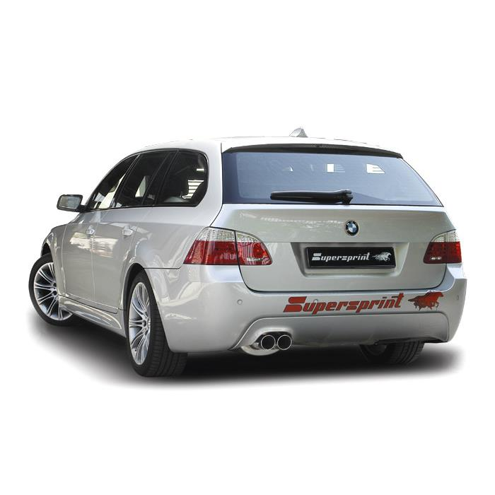 BMW - BMW E60 / E61 535d (272 Hp) (Sedan + Touring) '04 ->'07