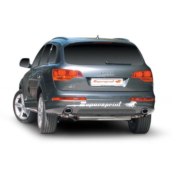 Audi Q7 Diesel: AUDI Q7 4.2i V8 (350 Hp) '06 -> '09, Audi, Exhaust Systems