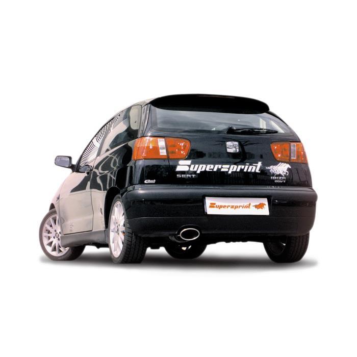 Seat Ibiza Quot Cupra Quot 1 8i T 156 Hp 00 Gt 01 Seat