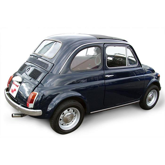 Fiat 500 R Gt 75 Fiat Classic Exhaust Systems