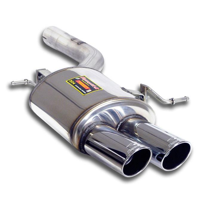 BMW - BMW F10 / F11 550i V8 LCI 2012-> Rear exhaust Left OO90, performance exhaust systems