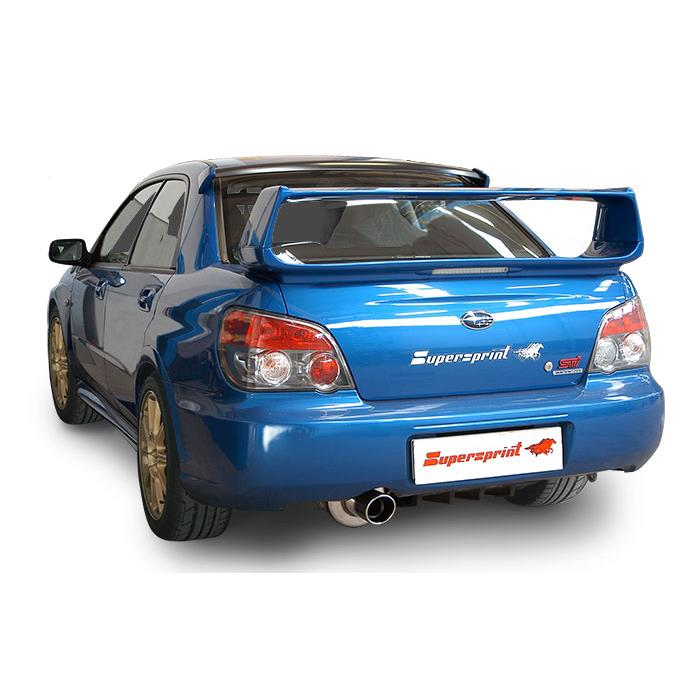Subaru - SUBARU IMPREZA 2.0i Turbo STi Spec-C (320 PS) '06 ->'07