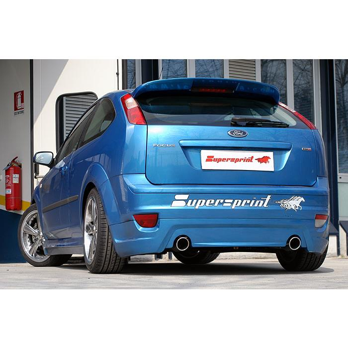Ford Fiesta Exhaust System Ford Exhaust Systems