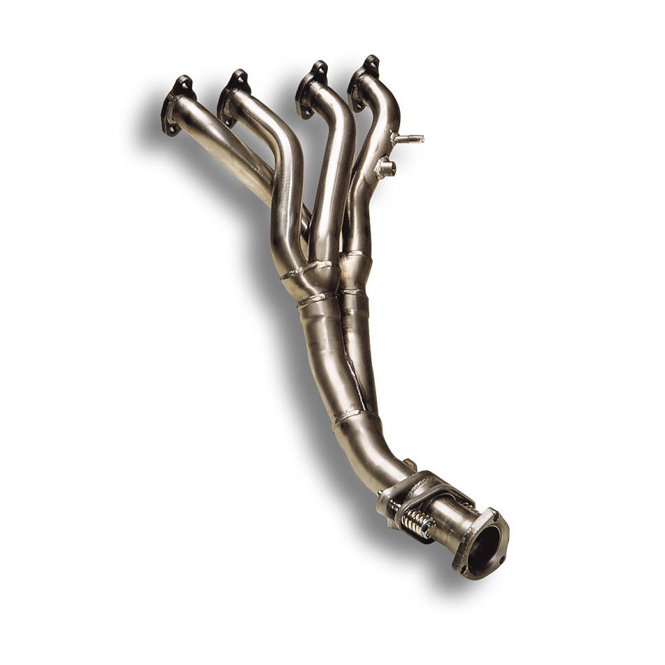 Volkswagen - VW JETTA II 1.8 (90 Hp) -> '92 Manifold Stainless steel for OEM catalytic converter, performance exhaust systems