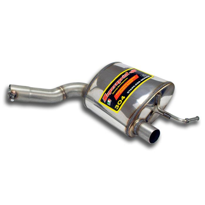 Mercedes - MERCEDES W212 E 350 CDI V6 (Sedan + Wagon) (211 - 265 Hp) 2009 -> 2013 Rear Exhaust Right, performance exhaust systems