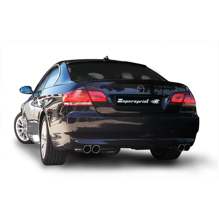 Bmw E90 E91 E92 E93 325d 330d 330xd Gt Supersprint Exhaust System Vid 233 Os Officielles