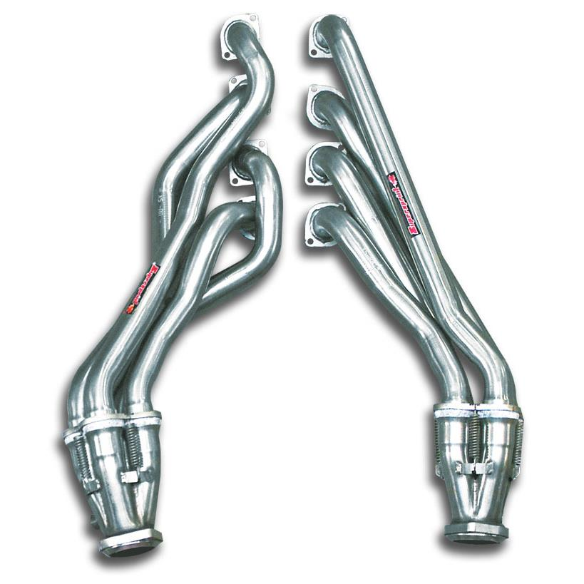 Land Rover - RANGE ROVER VOGUE 4.4i V8 '02 -> '04 (BMW engine) Manifold Right + Left<br>(Left / Right Hand Drive), performance exhaust systems