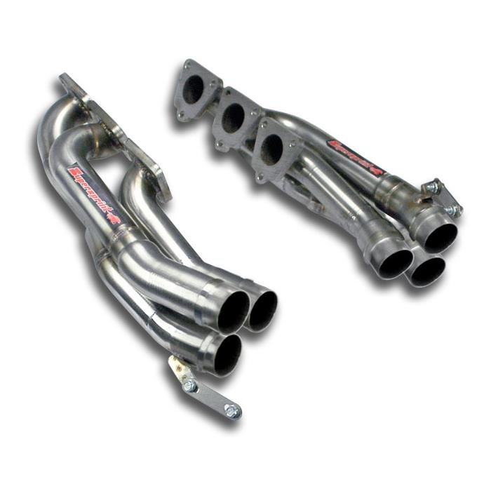 "Audi - AUDI A5 Sportback QUATTRO 3.0 TFSi V6 (272 Hp) 2011 -> Manifold Right - Left ""Step Design"", performance exhaust systems"