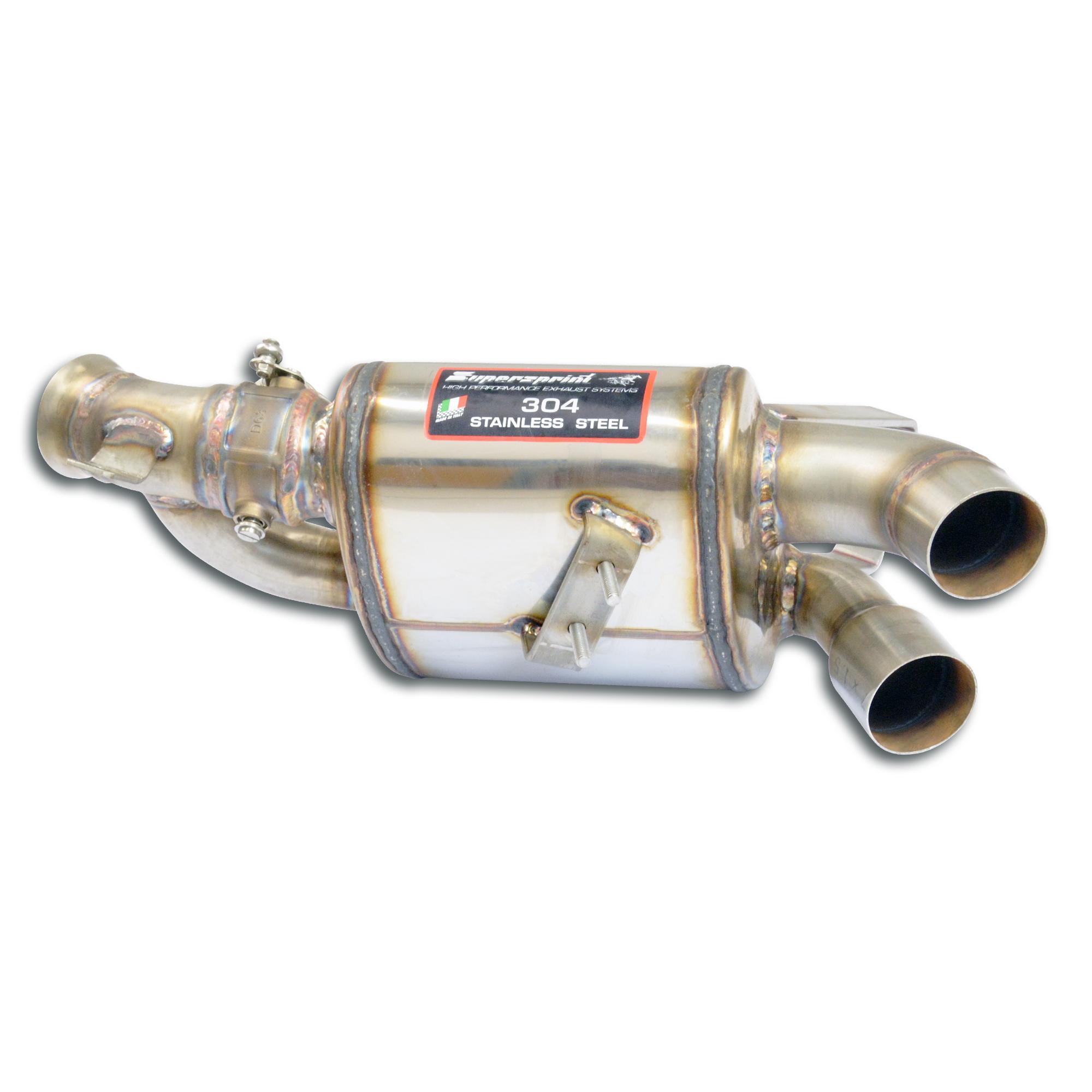 Rear exhaust Right for FERRARI California 30