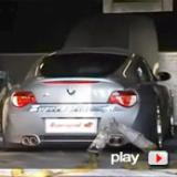BMW Z4 M Roadster / Coupè 3.2i ' 06 -> (video II)