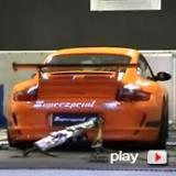 PORSCHE 997 GT3 RS 3.6i (415 Hp) ' 07 -> (video II)